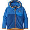 Micro D Snap-T Jacket Superior Blue/Bayou Blue