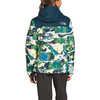 Resolve Reflective Jacket Jaiden Green Valley Block Print