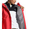 Manteau Dryzzle FUTURELIGHT Cayenne Red