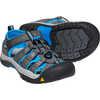 Newport H2 Sandals Magnet/Brilliant Blue