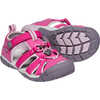 Seacamp ll CNX Sandals Very Berry/Dawn Pink