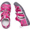 Seacamp ll CNX Sandals Very Berry/Dawn Pink