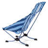 Chaise Beach Blue Stripe