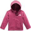 Glacier Full Zip Hoodie Mr. Pink/White