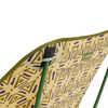 Chaise One (très grande) Triangle vert