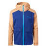 Parque Stretch Rain Shell Admiral/Almond