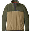 Micro D Snap-T Pullover Classic Tan