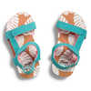 Supreem Scout Sandals Turquoise