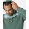 Juniper Classic Hoodie Forest Green Heather