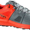 Ultra Pro Trail Running Shoes Stormy Weather/Cherry Tomato/Black