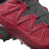 Speedcross 5 Trail Running Shoes Barbados Cherry/Black/Red Dahlia