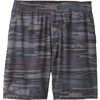 "Heiro Shorts (8"" Inseam) Charcoal Tunnel"