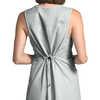 Explore City Bungee Dress Tin Grey