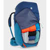 Coda 60L Backpack French Navy/Aquatic Blue