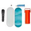 Ensemble de surf à pagaie gonflable Ten Six HD Mahogany Tri-Colour