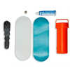 Ten Six HD Inflatable SUP Package Mahogany Tri-Colour