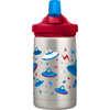 Eddy+ Kids Stainless Steel Bottle 350ml UFOs