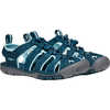 Sandales Clearwater CNX Marine/Lueur bleue