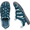 Clearwater CNX Sandals Navy/Blue Glow