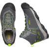 Chaussures de randonnée imperméables Venture Mid Aimant/Chartreuse