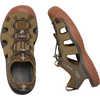 Sandales SOLR Olive foncé/Taupe
