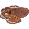 Sandales en cuir Rose Tan
