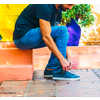 Cannon Knit Recycled Vegan Shoes Charcoal