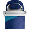 Fireside 0C Sleeping Bag French Navy/Aquatic Blue