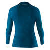 Hydroskin 0.5mm Jacket Moroccan Blue