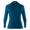 Hydroskin 0.5mm Long Sleeve Shirt Moroccan Blue