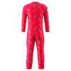 Maracuya Sunproof UPF Swim Overalls Berry Print Pink