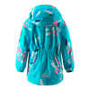 Reimatec Anise Jacket Light Turquoise Floral