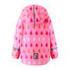Vesi Raincoat Candy Pink Drops