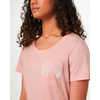 Juniper Pocket T-Shirt Quartz Pink