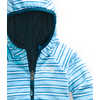 Infant Rev Breezeway Wind Jacket Blue Wing Teal