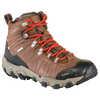 Bridger Premium Mid B-Dry Hiking Shoes Dark Oak