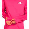 Long Sleeve Class V Water Hoodie Mr. Pink