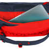 Allpa 28L Backpack Graphite/Fiery Red