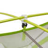 Tente Spark 2.0 1 personne Acier inox/Pomme sûre