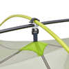 AMP 4-Person Tent Stainless Steel/Sour Apple