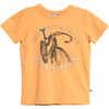 Organic Cotton T-Shirt New Wheat