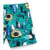 Class V Water Shorts Jaiden Green Happy Campy Print