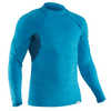 Hydroskin 0.5mm Long Sleeve Shirt Marine Blue
