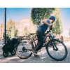 Travoy Urban Bicycle Trailer Black