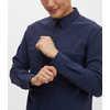 Chilcotins Long Sleeve Utility Shirt Deep Navy