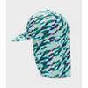 Sunnyday Surfari Sun Hat Mint Cream/I See You Camo Print