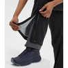 Pantalon imperméable extensible Hydrofoil Noir