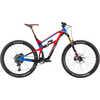 Vélo Carbine (29 po) - version Pro 2020 Rouge/Bleu