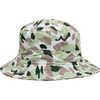 Bucket Hat Camo Green