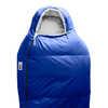 Sac de couchage en duvet Eco Trail -7 °C Noir TNF/Gris étain